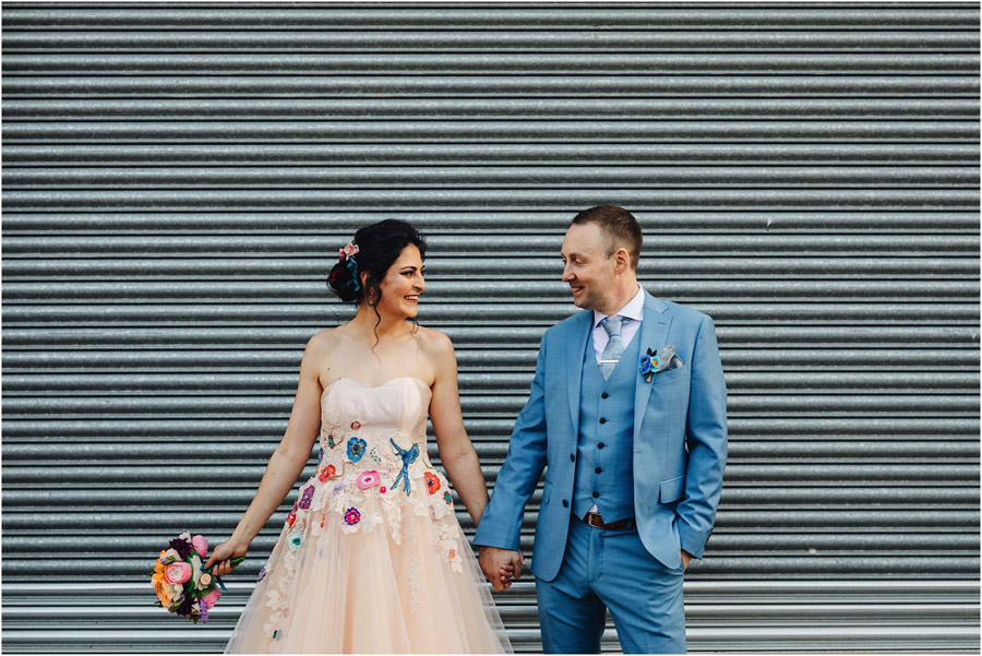 Colour EVERYWHERE for Jade & Matt's spring wedding, with J S Coates Wedding Photography (28)