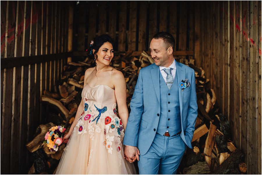 Colour EVERYWHERE for Jade & Matt's spring wedding, with J S Coates Wedding Photography (30)