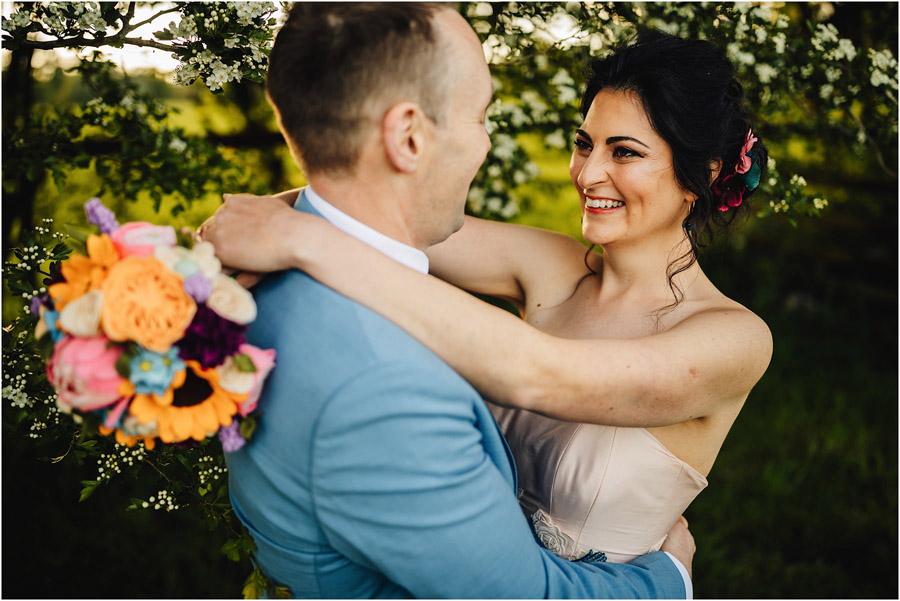 Colour EVERYWHERE for Jade & Matt's spring wedding, with J S Coates Wedding Photography (39)