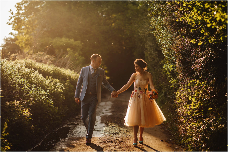 Colour EVERYWHERE for Jade & Matt's spring wedding, with J S Coates Wedding Photography (6)