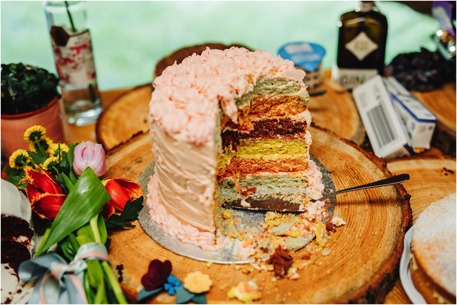 Colour EVERYWHERE for Jade & Matt's spring wedding, with J S Coates Wedding Photography (43)