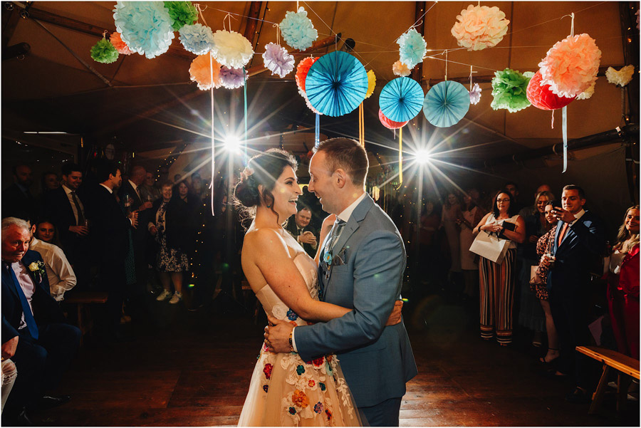Colour EVERYWHERE for Jade & Matt's spring wedding, with J S Coates Wedding Photography (44)