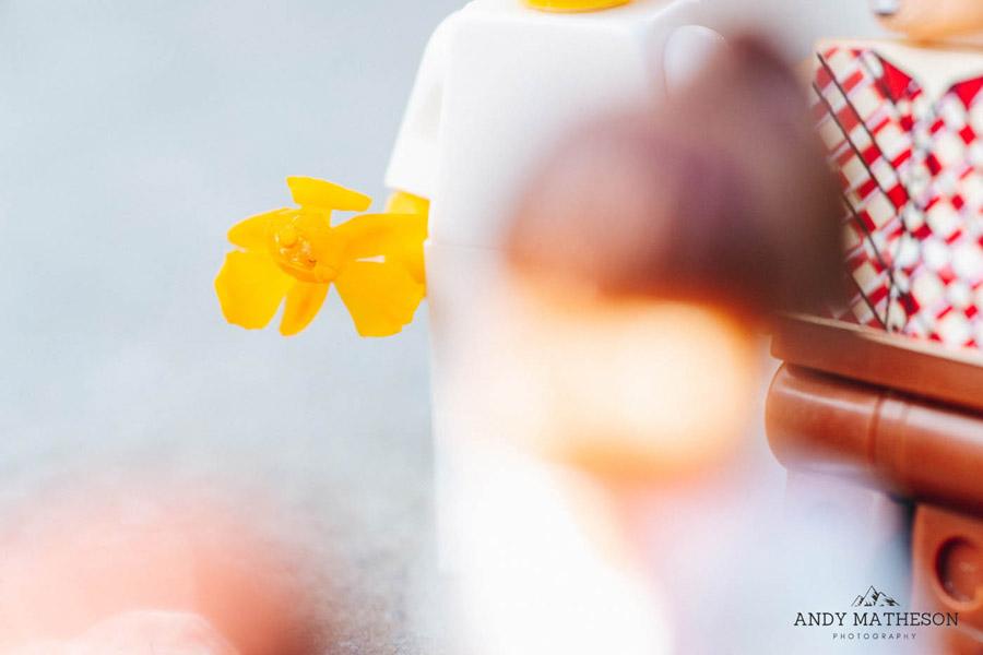 Beautiful lego wedding under lockdown, by Andy Matheson - Yorkshire wedding photographer on English-Wedding.com (11)