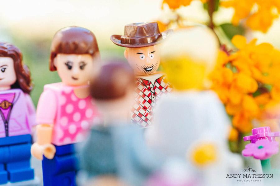 Beautiful lego wedding under lockdown, by Andy Matheson - Yorkshire wedding photographer on English-Wedding.com (14)