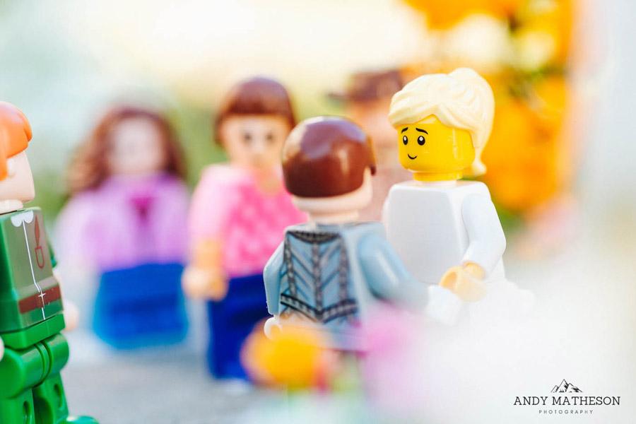 Beautiful lego wedding under lockdown, by Andy Matheson - Yorkshire wedding photographer on English-Wedding.com (16)