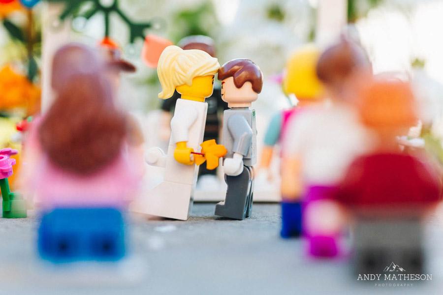 Beautiful lego wedding under lockdown, by Andy Matheson - Yorkshire wedding photographer on English-Wedding.com (17)