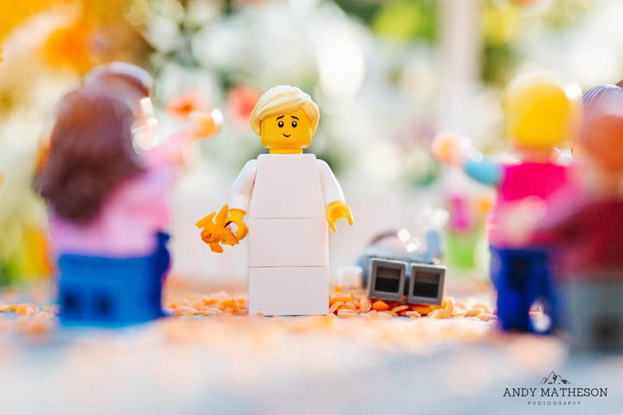 Beautiful lego wedding under lockdown, by Andy Matheson - Yorkshire wedding photographer on English-Wedding.com (22)