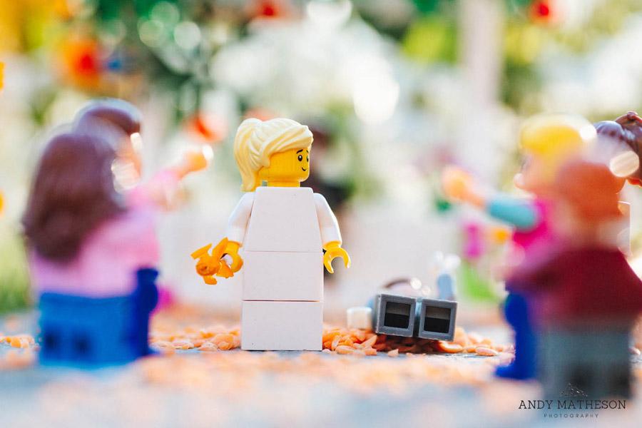 Beautiful lego wedding under lockdown, by Andy Matheson - Yorkshire wedding photographer on English-Wedding.com (23)