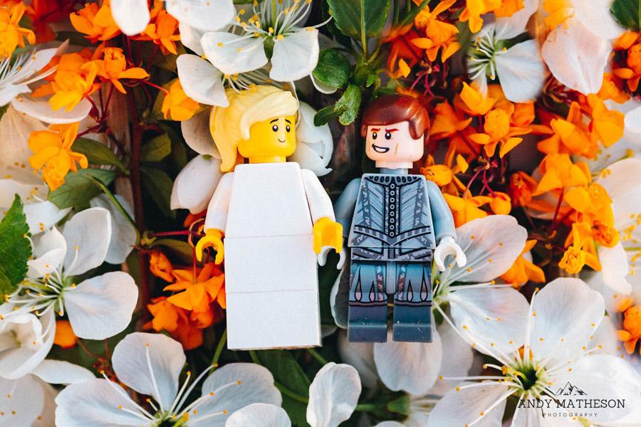 Beautiful lego wedding under lockdown, by Andy Matheson - Yorkshire wedding photographer on English-Wedding.com (28)