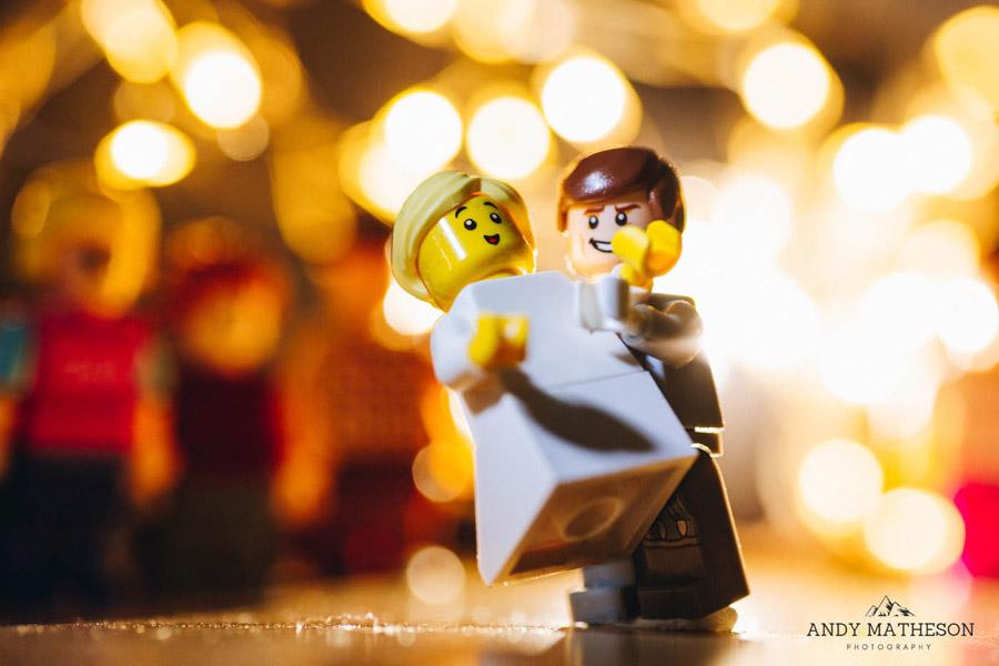 Beautiful lego wedding under lockdown, by Andy Matheson - Yorkshire wedding photographer on English-Wedding.com (40)