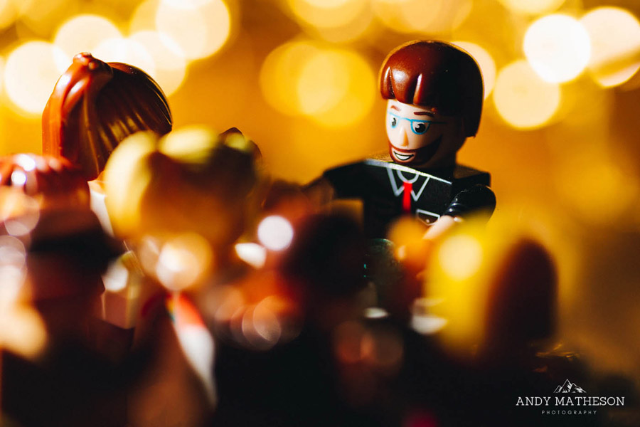 Beautiful lego wedding under lockdown, by Andy Matheson - Yorkshire wedding photographer on English-Wedding.com (42)