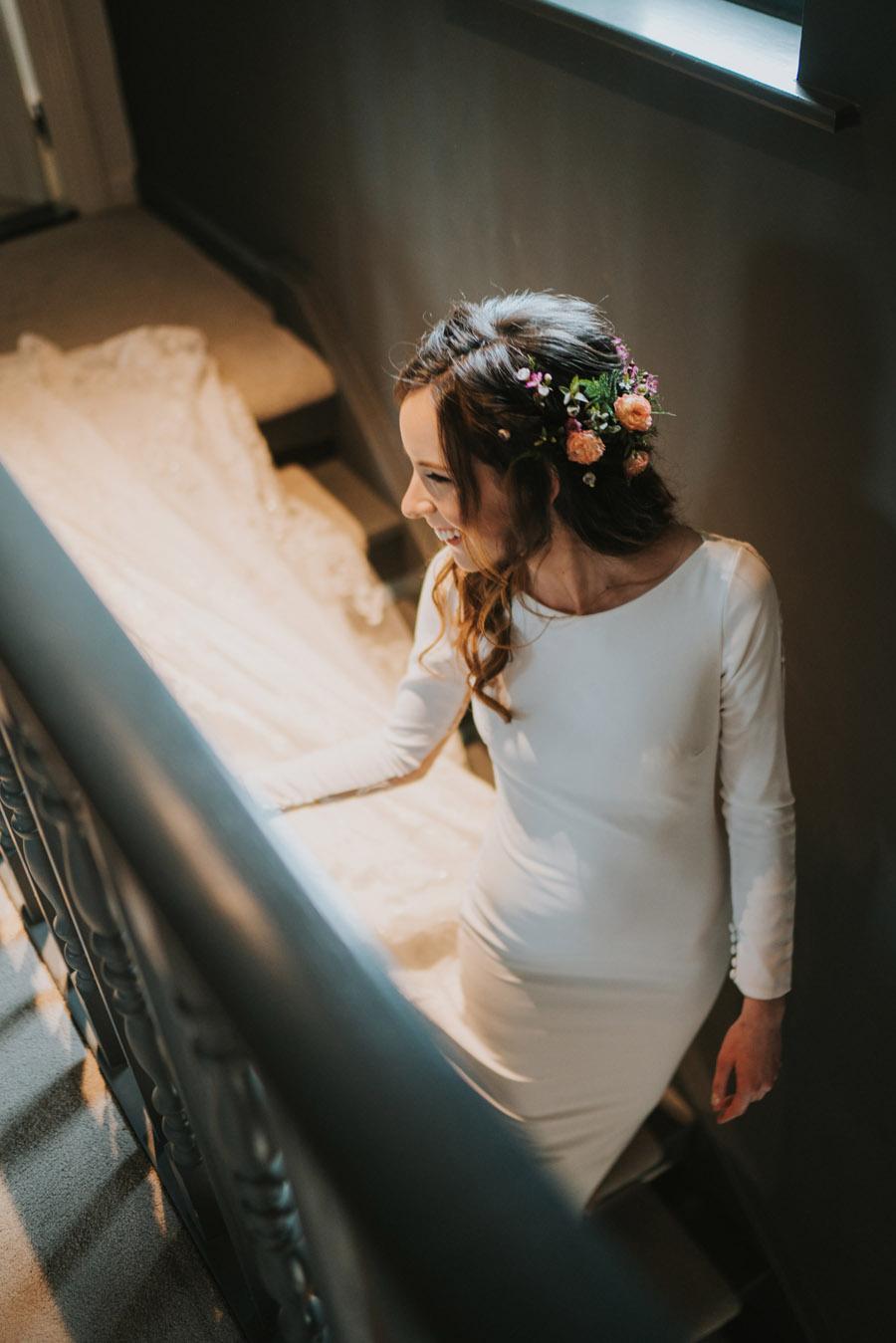 Chloe & Michael's beautiful Maison Talbooth wedding, with Grace Elizabeth (6)