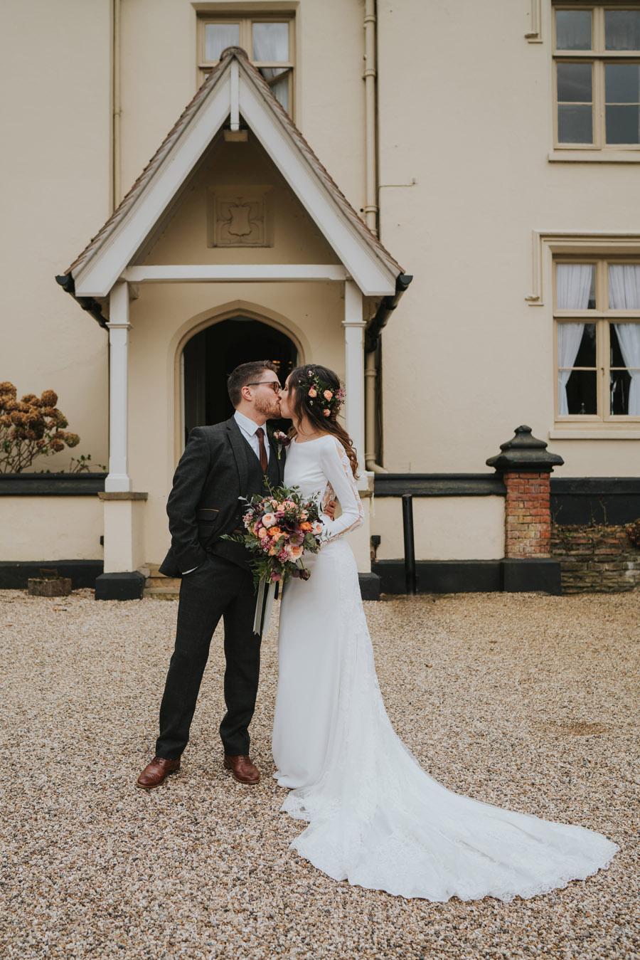 Chloe & Michael's beautiful Maison Talbooth wedding, with Grace Elizabeth (25)