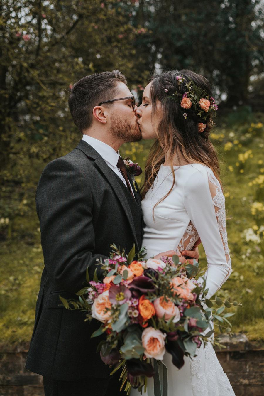 Chloe & Michael's beautiful Maison Talbooth wedding, with Grace Elizabeth (29)
