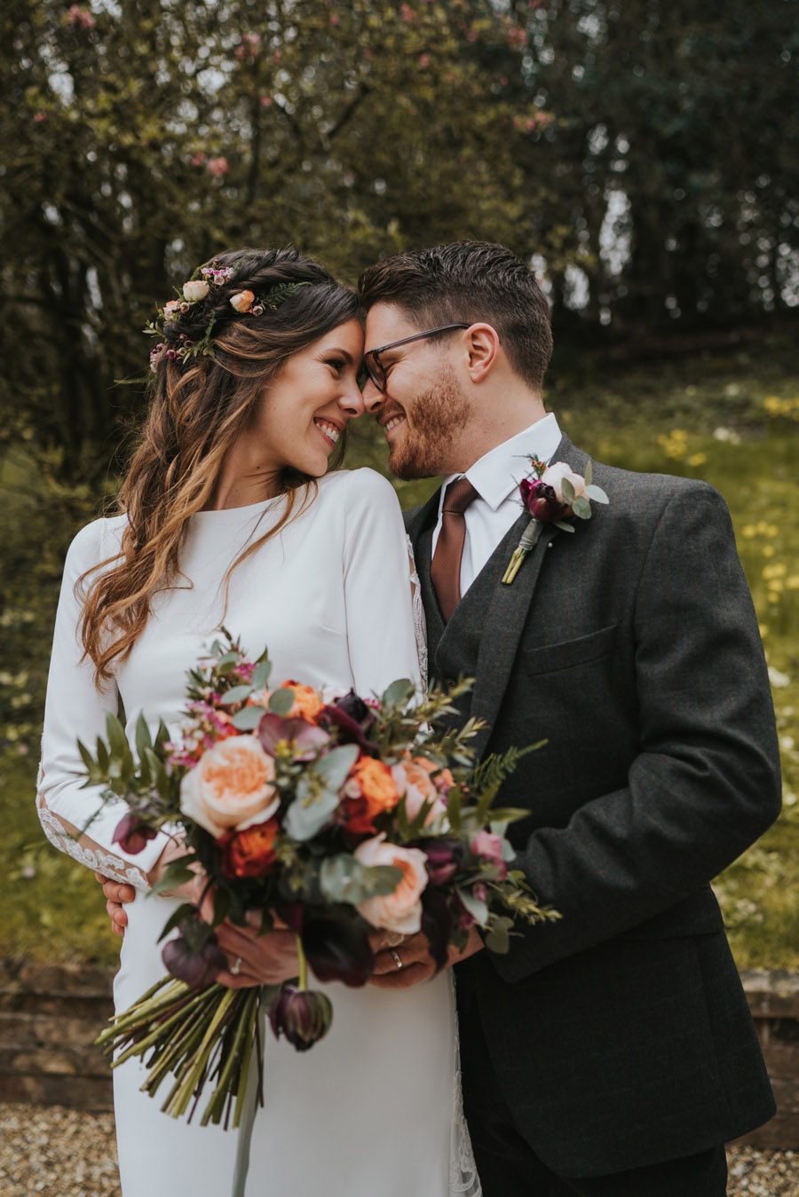 Chloe & Michael's beautiful Maison Talbooth wedding, with Grace Elizabeth (31)