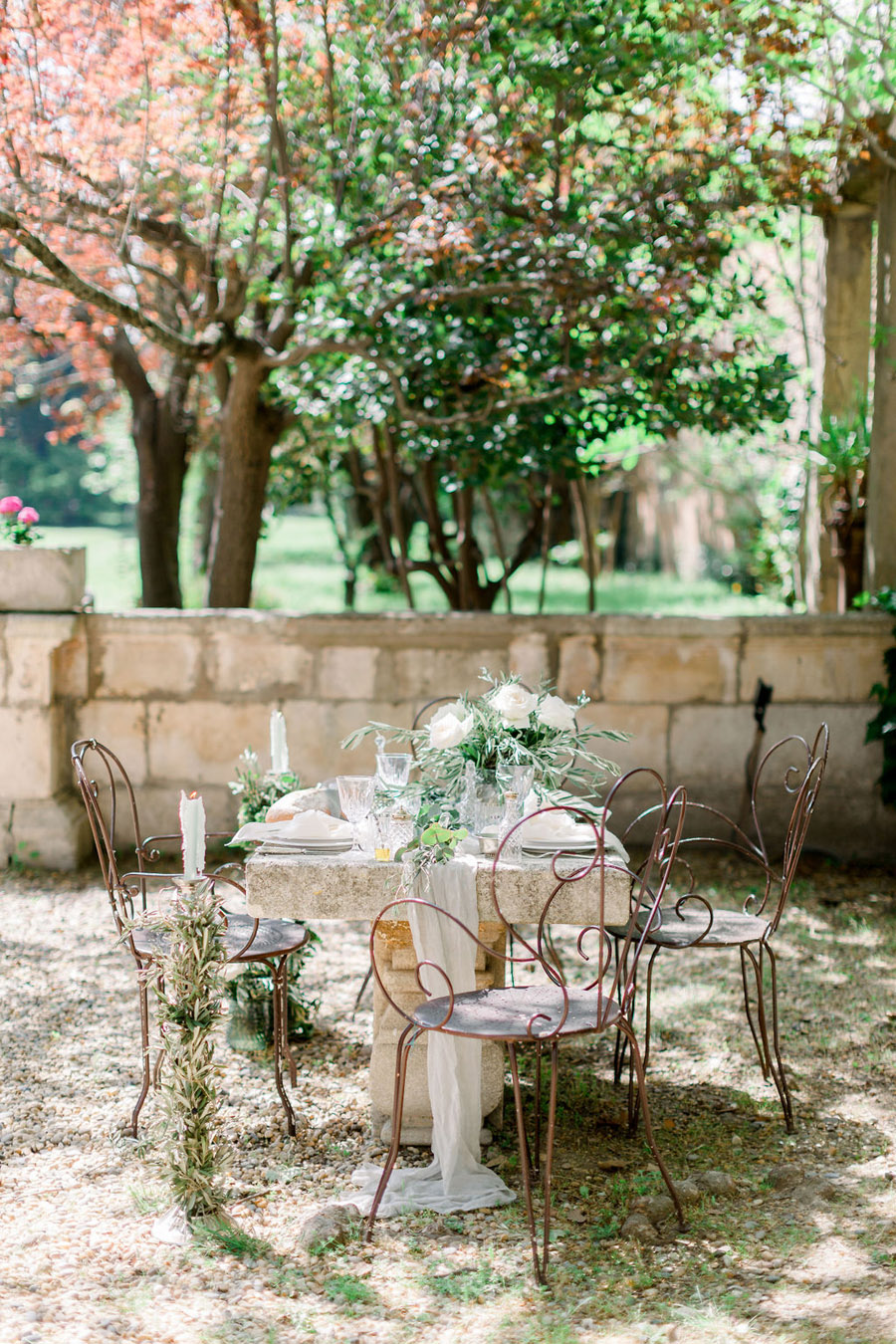 French chateau romance, with Jo Bradbury Photography (3)