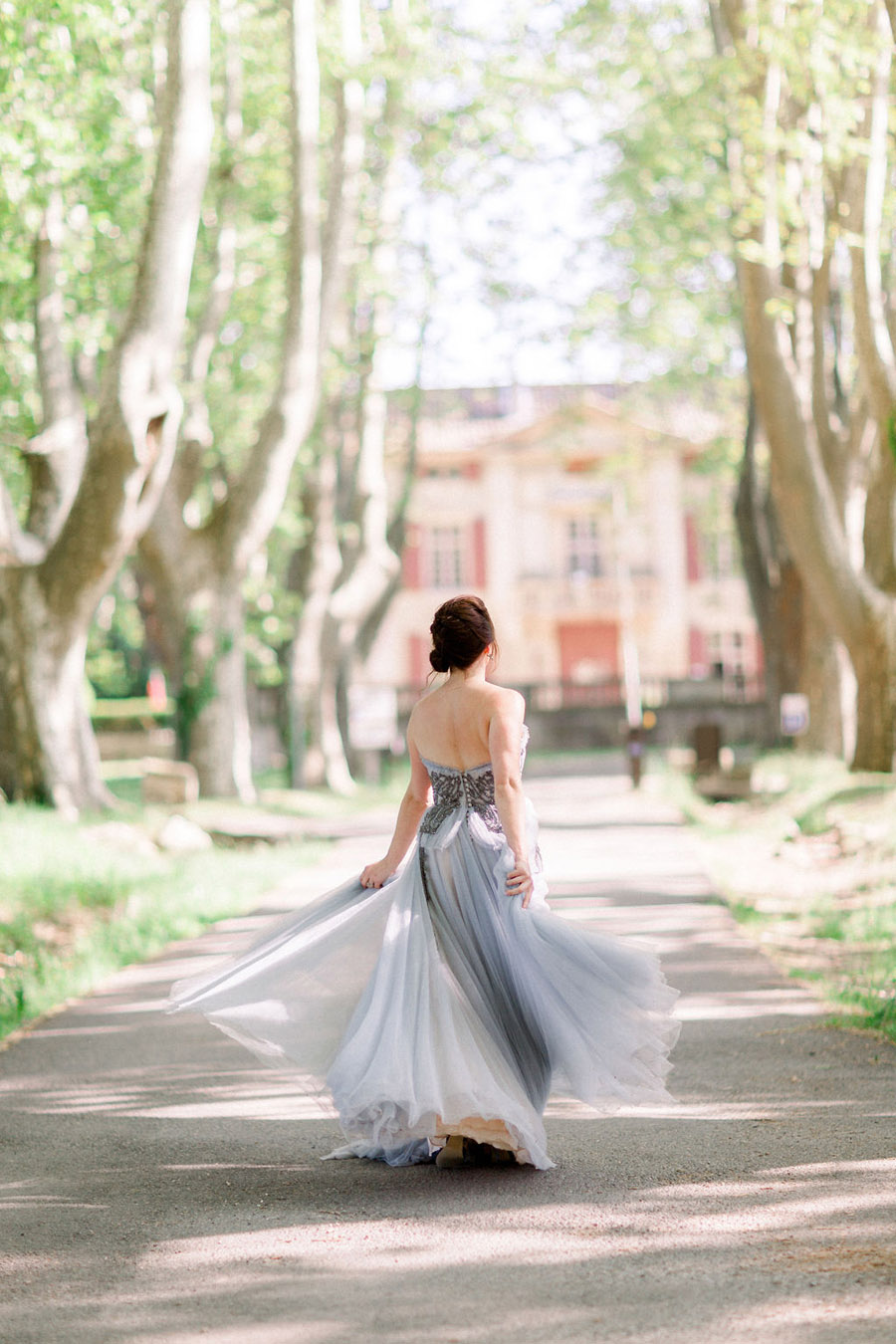 Soft blue tones for a French Chateau wedding style, with Jo Bradbury Photography (36)