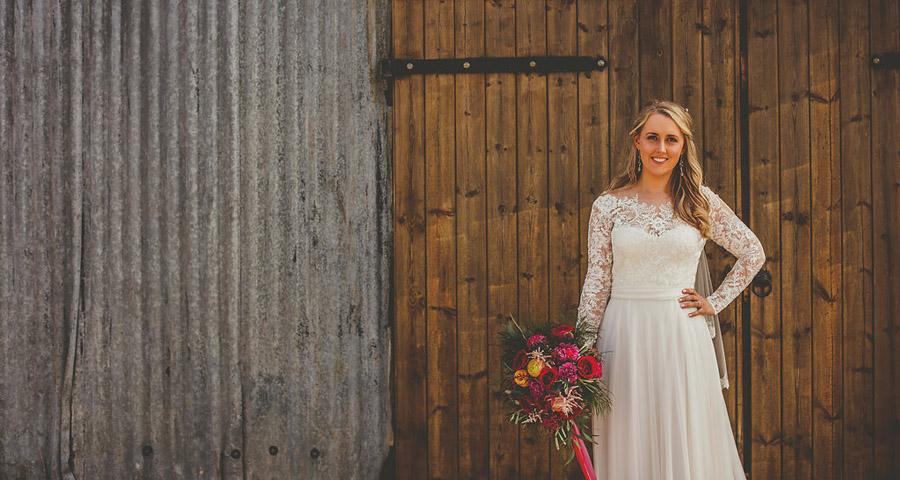 A beautiful Eden Barn wedding with Howell Jones Photography on English-Wedding.com (33)