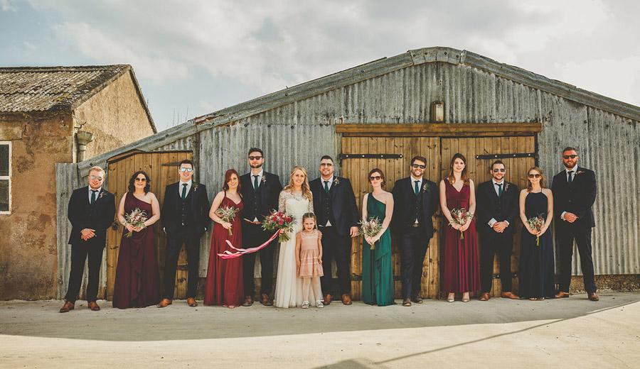 A beautiful Eden Barn wedding with Howell Jones Photography on English-Wedding.com (35)