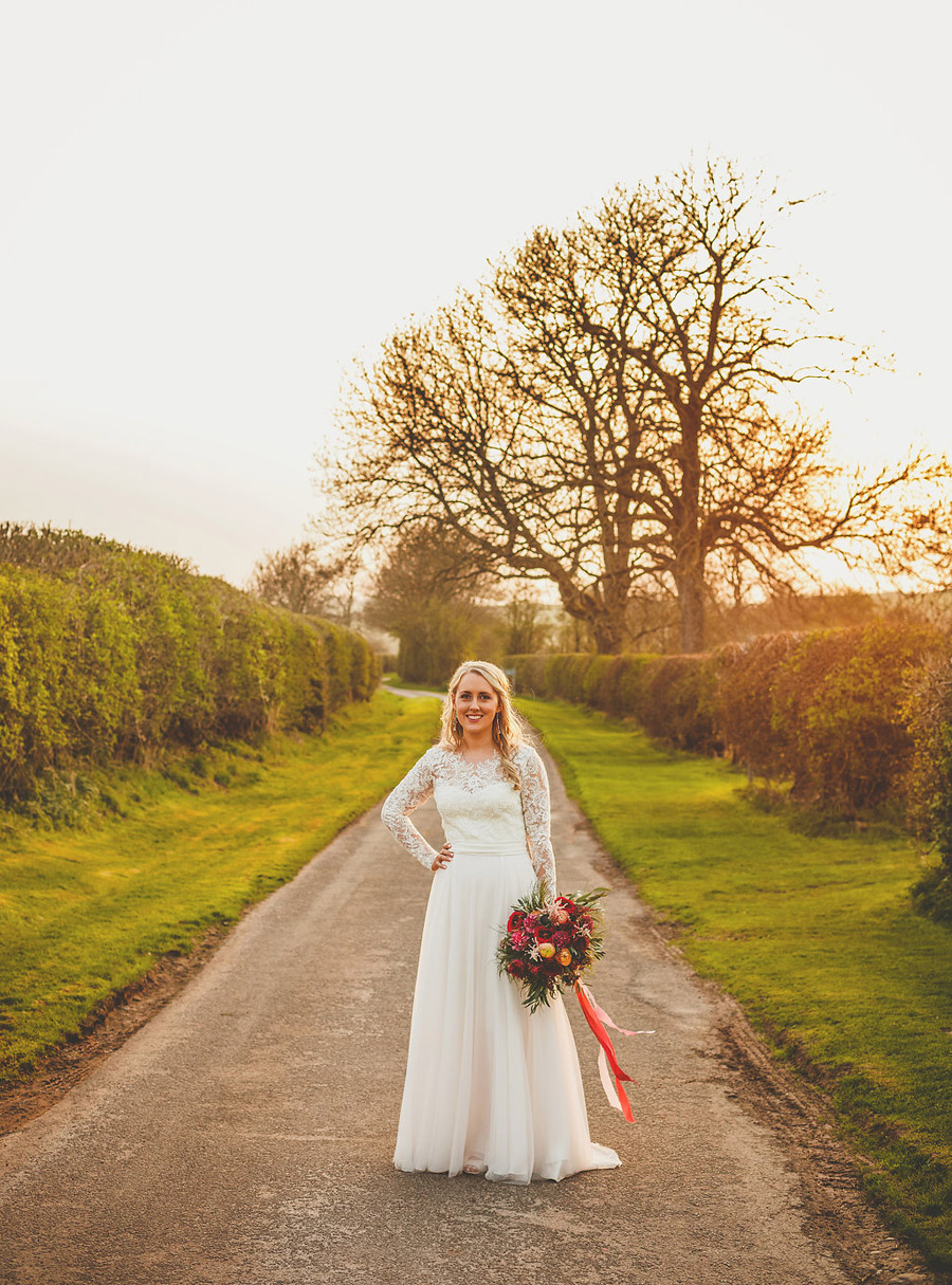A beautiful Eden Barn wedding with Howell Jones Photography on English-Wedding.com (42)