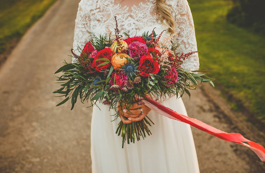 A beautiful Eden Barn wedding with Howell Jones Photography on English-Wedding.com (44)