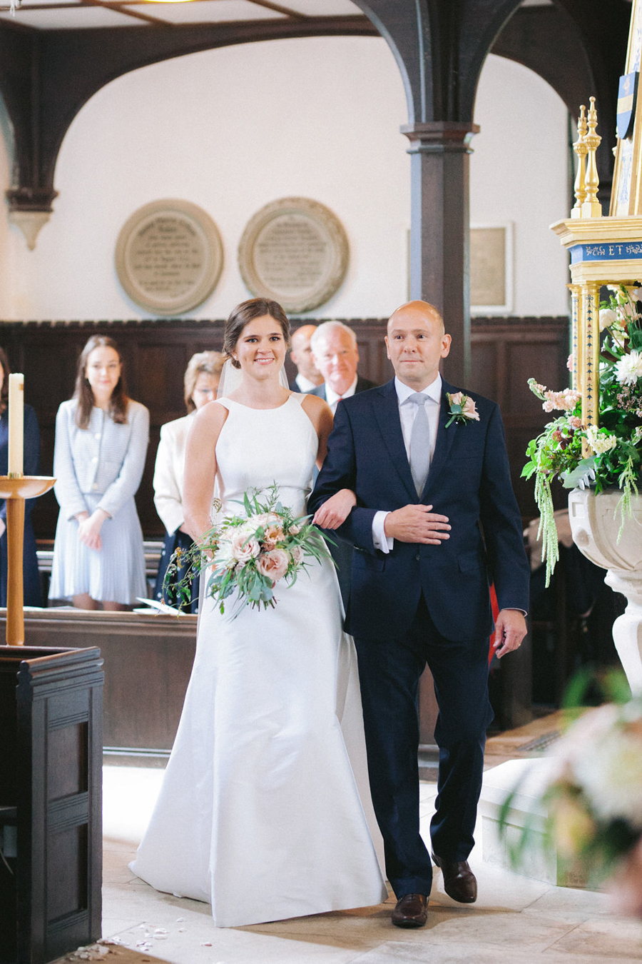 Charles & Emily's elegant, classic and original St Giles House wedding, with Camilla Arnhold Photography (16)