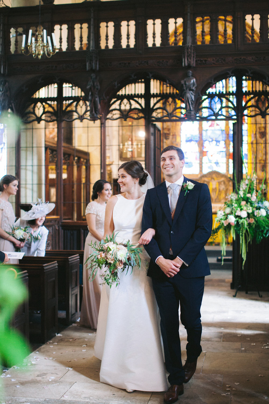 Charles & Emily's elegant, classic and original St Giles House wedding, with Camilla Arnhold Photography (19)