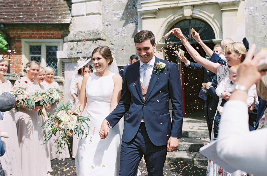 Charles & Emily's elegant, classic and original St Giles House wedding, with Camilla Arnhold Photography (20)