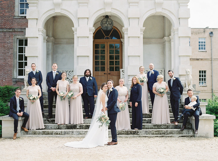Charles & Emily's elegant, classic and original St Giles House wedding, with Camilla Arnhold Photography (29)