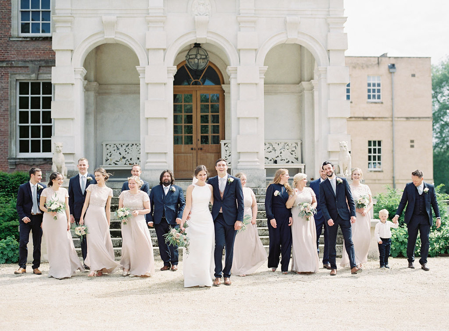 Charles & Emily's elegant, classic and original St Giles House wedding, with Camilla Arnhold Photography (30)