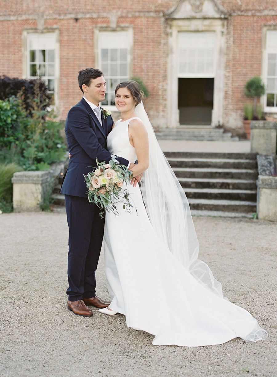 Charles & Emily's elegant, classic and original St Giles House wedding, with Camilla Arnhold Photography (32)