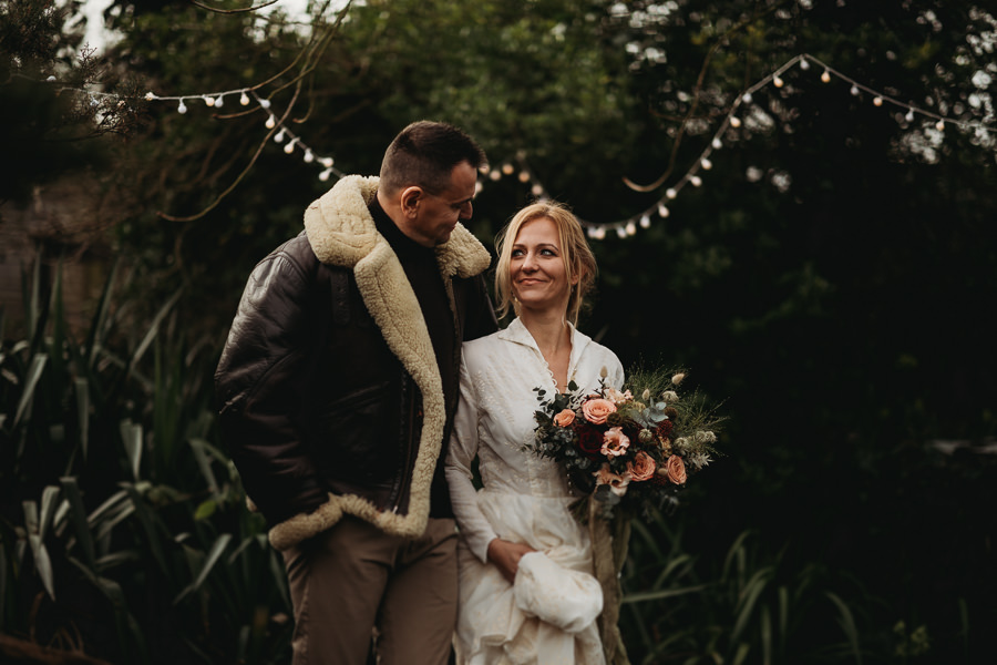 Enchanted garden vintage elopement with Thyme Lane Photography (16)