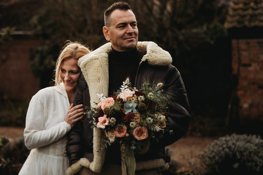 Enchanted garden vintage elopement with Thyme Lane Photography (21)