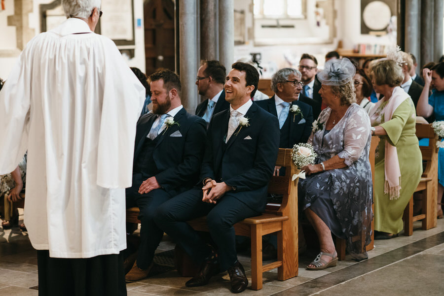 Kirsty & Ben's laid back rustic wedding at Froginwell vineyard, with Simon Biffen Photography (10)