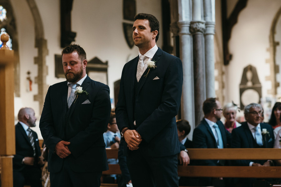 Kirsty & Ben's laid back rustic wedding at Froginwell vineyard, with Simon Biffen Photography (12)