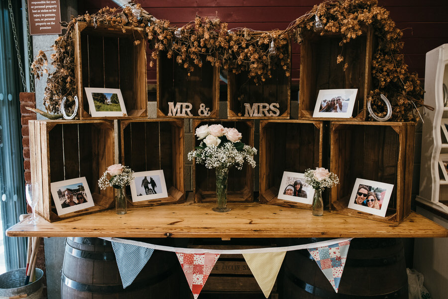 Kirsty & Ben's laid back rustic wedding at Froginwell vineyard, with Simon Biffen Photography (24)