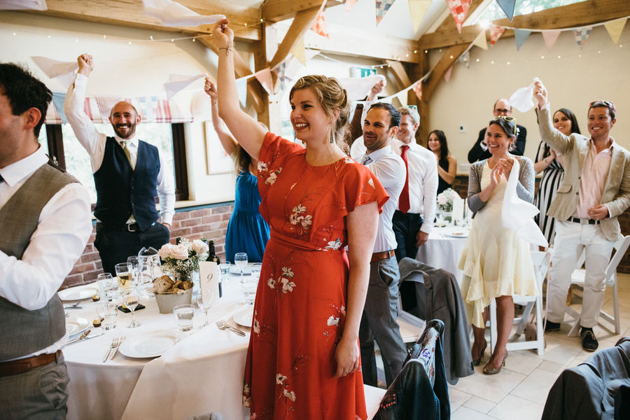 Kirsty & Ben's laid back rustic wedding at Froginwell vineyard, with Simon Biffen Photography (30)