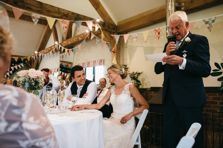 Kirsty & Ben's laid back rustic wedding at Froginwell vineyard, with Simon Biffen Photography (33)