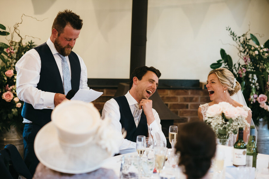 Kirsty & Ben's laid back rustic wedding at Froginwell vineyard, with Simon Biffen Photography (34)