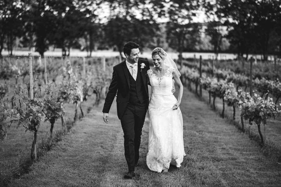 Kirsty & Ben's laid back rustic wedding at Froginwell vineyard, with Simon Biffen Photography (36)
