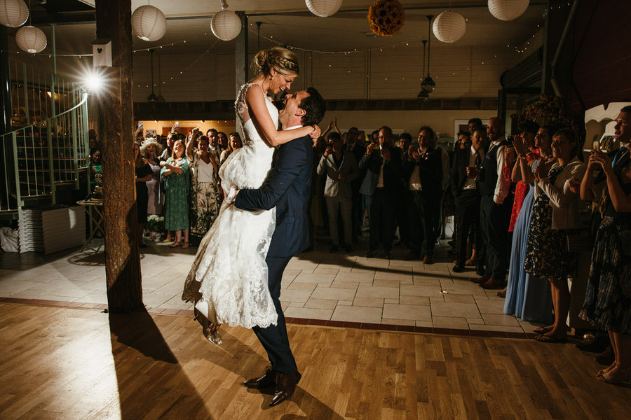 Kirsty & Ben's laid back rustic wedding at Froginwell vineyard, with Simon Biffen Photography (38)