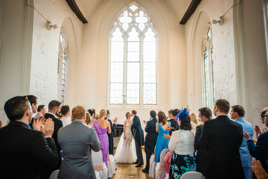 David and Valerie's gorgeous English garden wedding, with GK Photography (7)