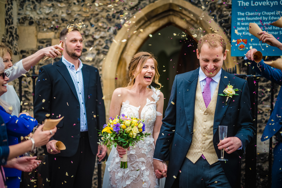 David and Valerie's gorgeous English garden wedding, with GK Photography (8)