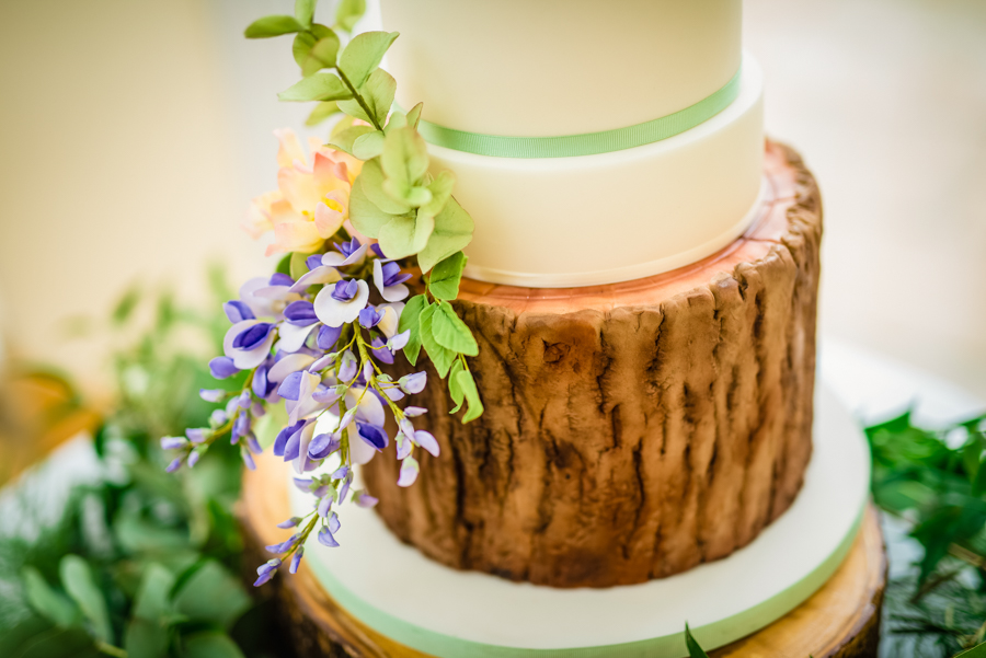 David and Valerie's gorgeous English garden wedding, with GK Photography (16)