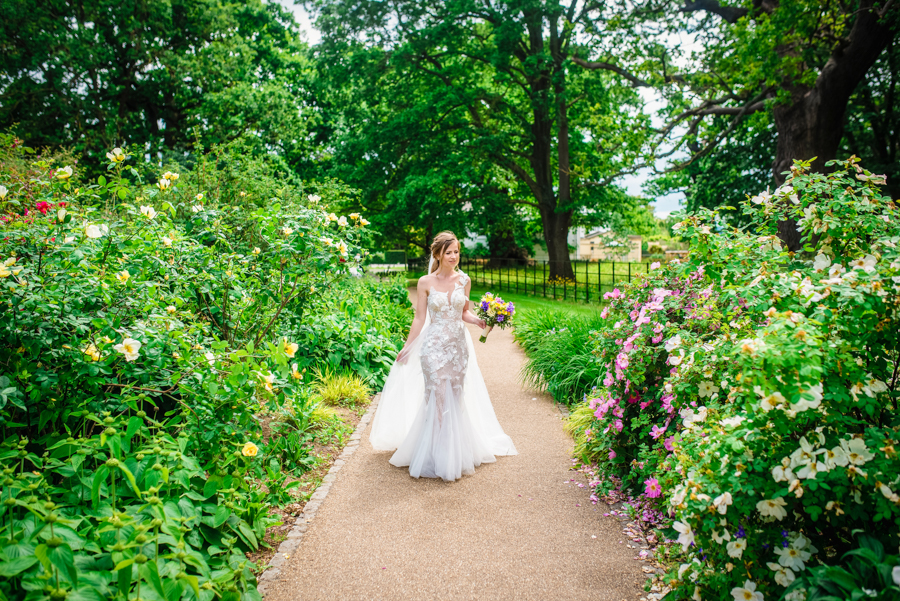 David and Valerie's gorgeous English garden wedding, with GK Photography (19)