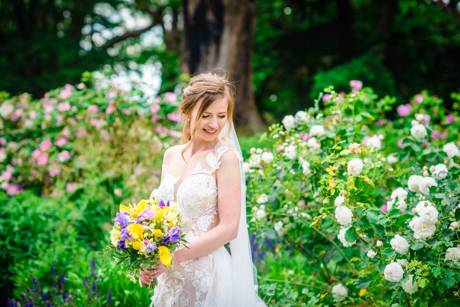 David and Valerie's gorgeous English garden wedding, with GK Photography (21)