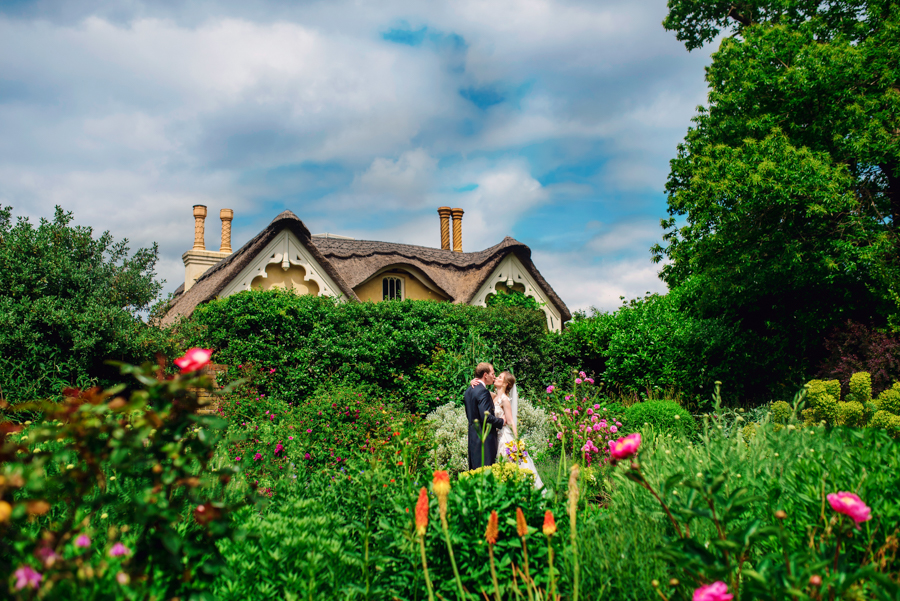 David and Valerie's gorgeous English garden wedding, with GK Photography (24)