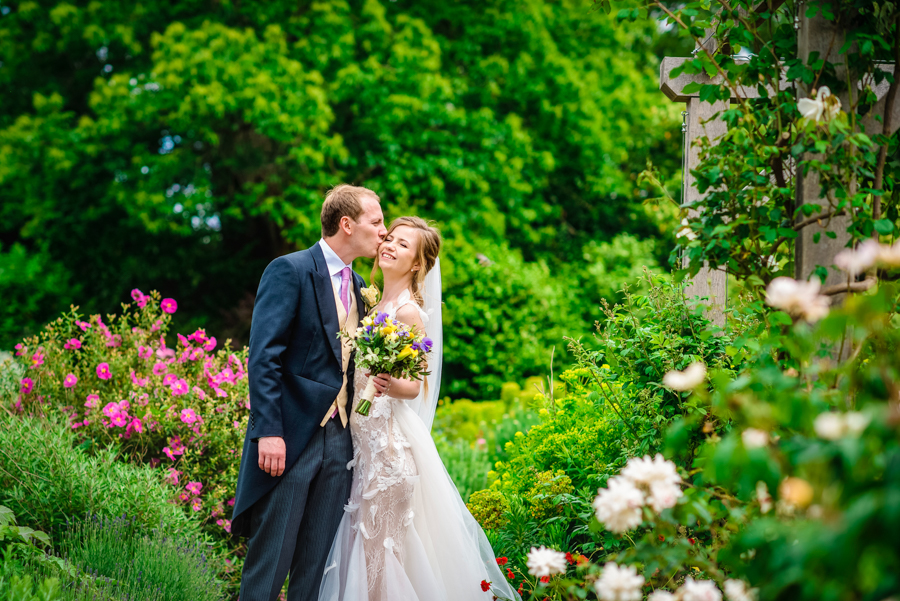 David and Valerie's gorgeous English garden wedding, with GK Photography (25)