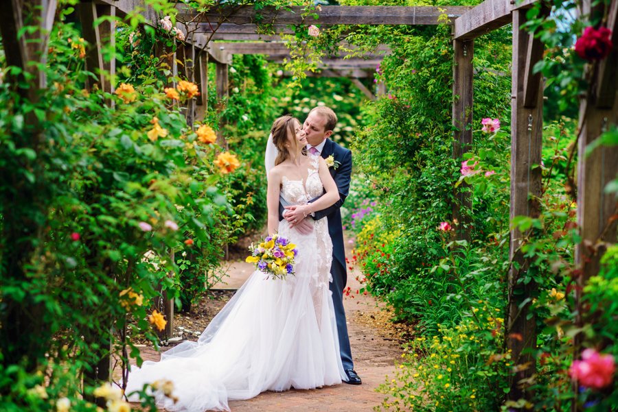David and Valerie's gorgeous English garden wedding, with GK Photography (26)