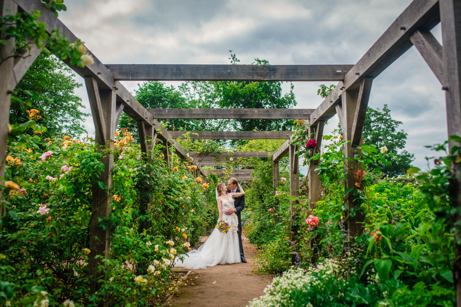 David and Valerie's gorgeous English garden wedding, with GK Photography (27)
